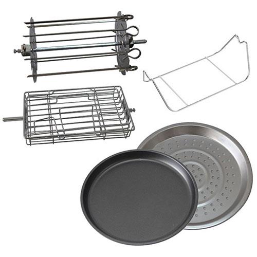 Zubehör-Set Für Den Nutrition Health Air Fryer (5-teilig
