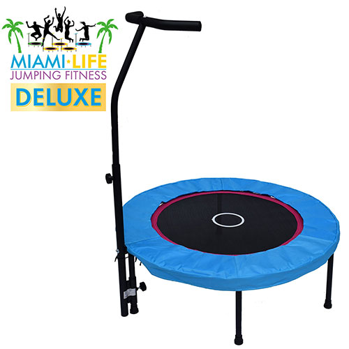 trampoline de fitness miami life deluxe shop trendmail. Black Bedroom Furniture Sets. Home Design Ideas