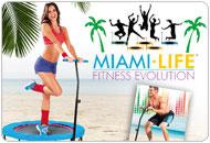 Miami Fitness Life Trampolin