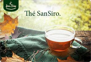 Thé SanSiro