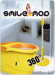 Smile Mop Set