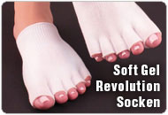 Soft Gel Revolution Socken