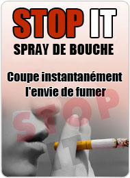 Stop It Spray de vouche