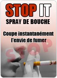 Stop It Spray de vouche